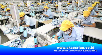 Perusahaan Distribusi Garmen di Pekanbaru
