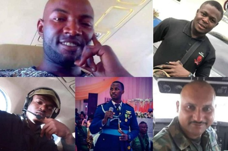 Image result for Nigerian Air Force releases names of victims of military plane crash