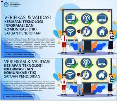 Panduan Verval Kesiapan TIK Oleh Satuan Pendidikan dan Dinas Pendidikan