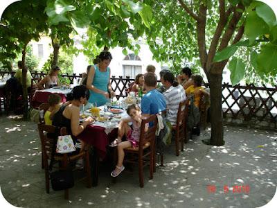 Theologos - satul muzeu din Thassos