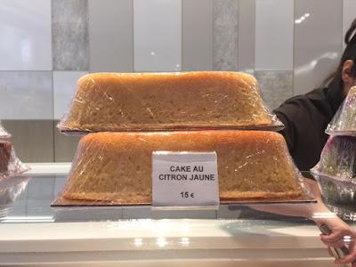Pâtisserie Pain de Sucre