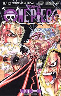 ワンピース コミックス 第89巻 表紙 | 尾田栄一郎(Oda Eiichiro) | ONE PIECE Volumes