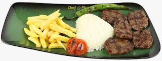 chef plus zeytinburnu istanbul menü fiyat listesi köfte pirzola tavuk