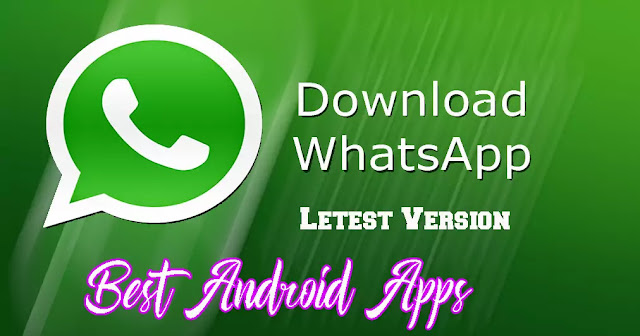 WhatsApp Messenger Letest Version Download