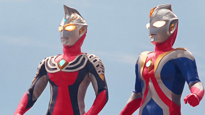 Ultraman Cosmos 2: The Blue Planet Subtitle Indonesia