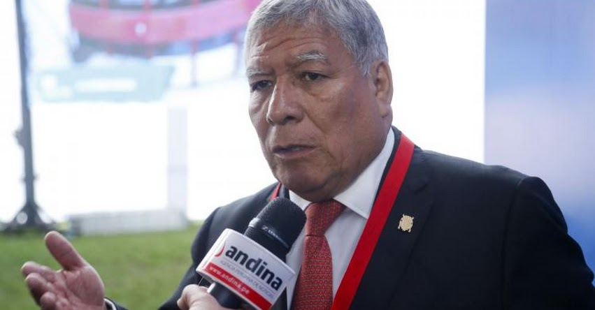 La SUNEDU hace una labor eficiente e importante, afirma Orestes Cachay, rector de la Universidad San Marcos