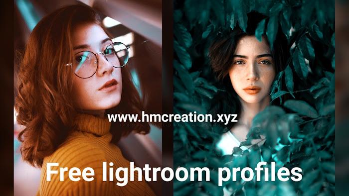 Free-lightroom-profiles-download