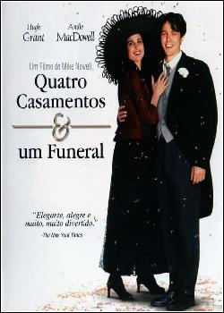 Quatro Casamentos e um Funeral Dublado