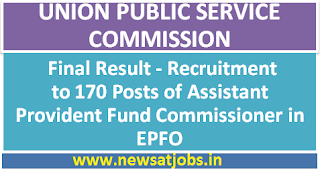 upsc+final+result+for+epfo