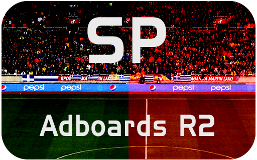 PES 2019 / PES 2018 New Adboards R2 for Smoke Patch 19 / Smoke Patch
