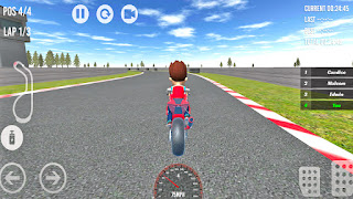 PAW Ryder Moto Racing 3D Game  - apk download | Bike Games | Gadi Wala Game