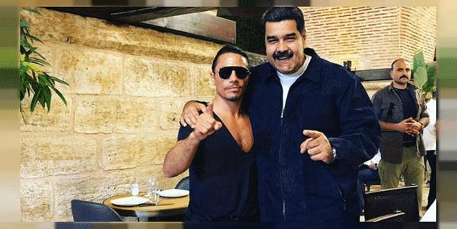 Maduro ve Nusret