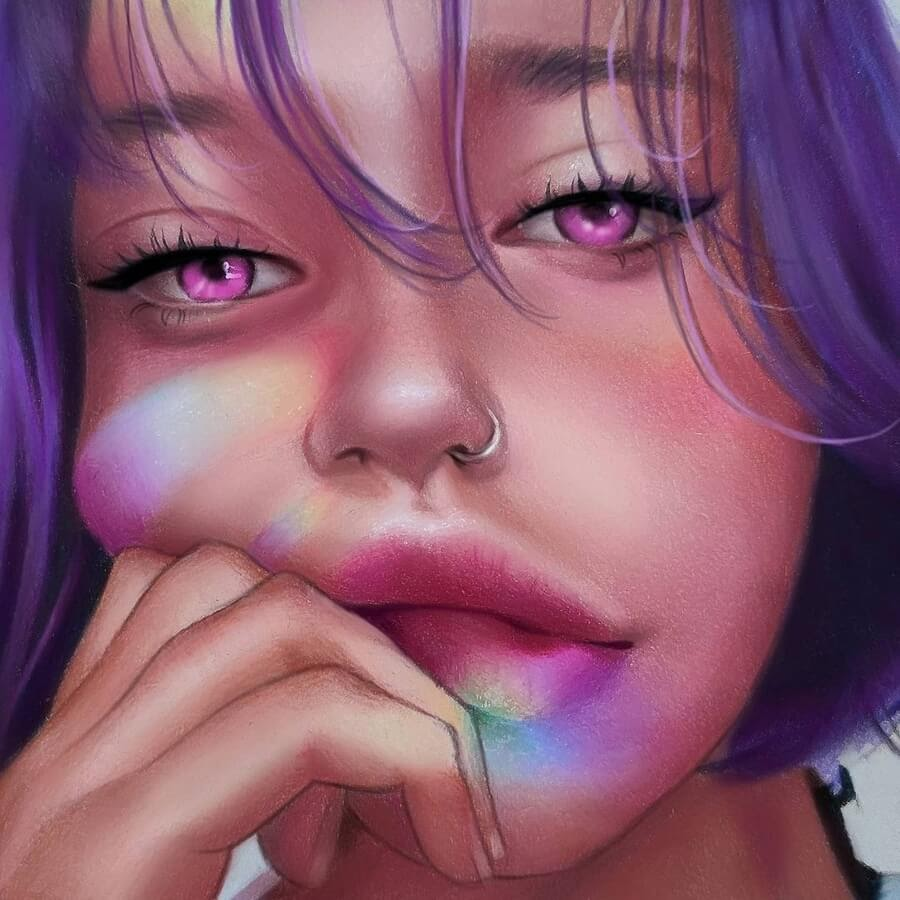 03-Rainbow-light-and-pink-eyes-Vicky-www-designstack-co