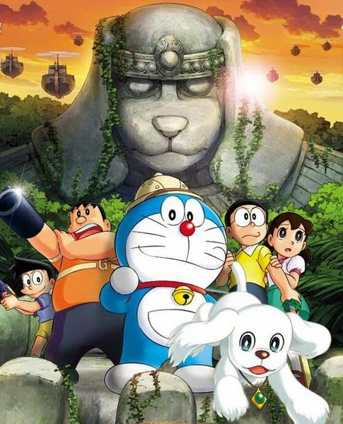 Nobita Và Hành Trình Thám Hiểm Vùng Đất Mới (thuyết Minh)