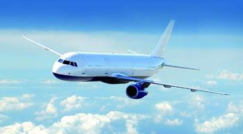 Fuselaje avión aluminio