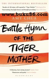 Novel Import Battle Hymn of the Tiger Mother Amy Chua Bekas