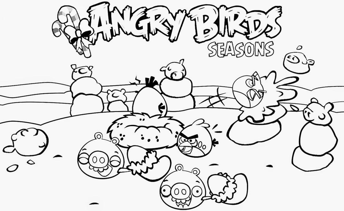 Desenho Angry Birds Menina Para Colorir: Desenhos Para Colorir E Imprimir: Desenhos Dos Angry Birds