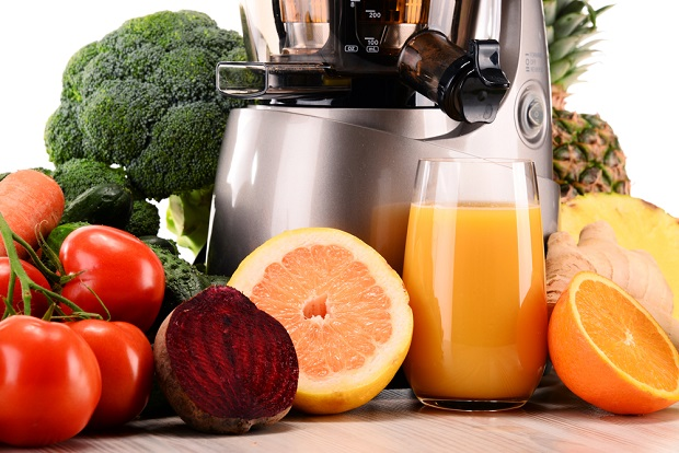 Commercial Juicing