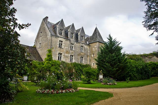 Castelul Montresor Valea Loarei Franta