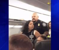 Vuelo RD-NY aterriza en Miami para botar pasajera 🤣🤣🤣😂