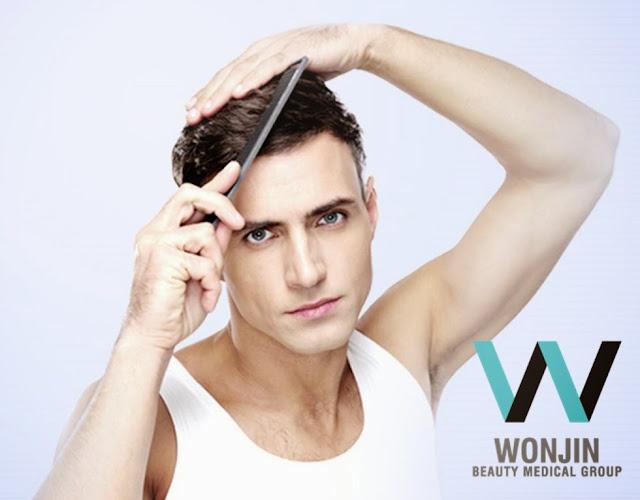 Lo lắng vì rụng tóc, tóc hói? Hãy cùng tìm hiểu với WONJIN