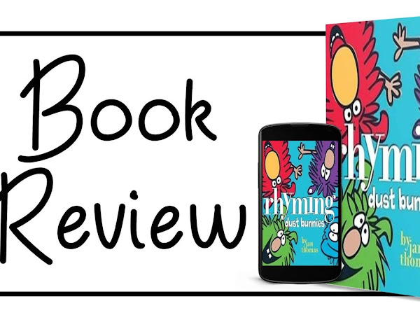 Rhyming Dust Bunnies: Book Review