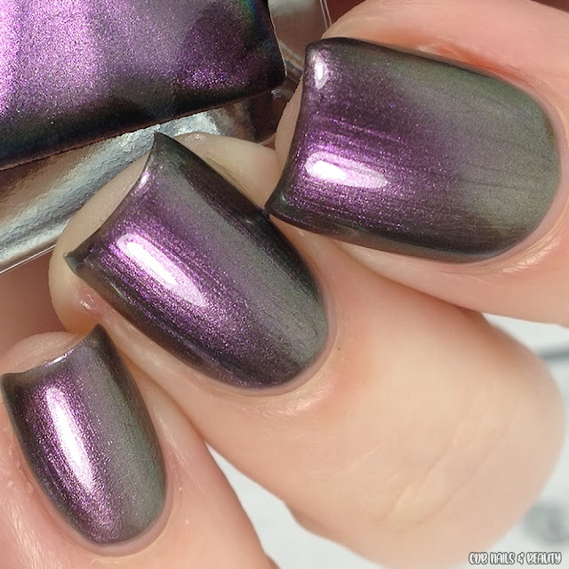 Night Owl Lacquer-Doing Nothing