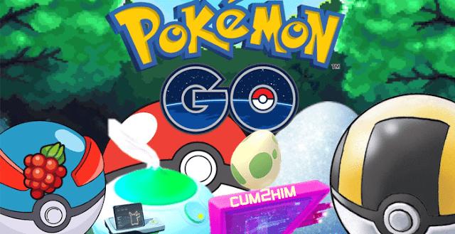 Inilah Fungsi 11 Item di Pokemon Go Yang wajib Kamu Ketahui
