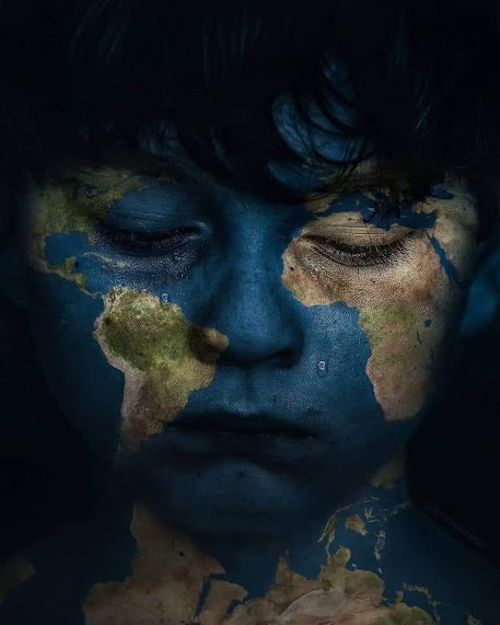 العالم يبكي وسقط جبروت الانسان بجرثومة