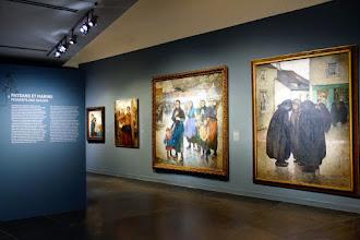 Expo : Jules Adler, peintre du peuple - Musée d'art et d'histoire du Judaïsme - Jusqu'au 23 février 2020