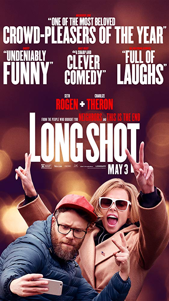 Long Shot 2019 English Movie Blueray 720p With Subtitle