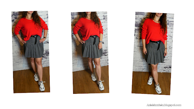 diy pleated skirt tutorial | Jak uszyć plisowaną spódniczkę?