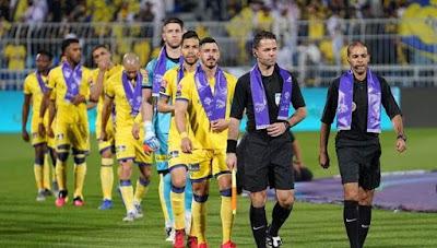 حكام مباريات اليوم الثاني من الجولة 24 بالدوري السعودي