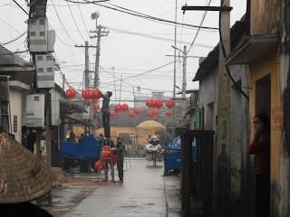 Kiên Lao Chuân bị cho lễ Noel 2012