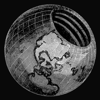 Symmes' Concentric Circles of Hollow Earth