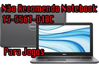 Dell 15-5567-D40C