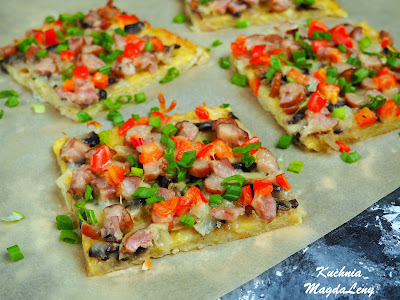 Pizza ziemniaczana