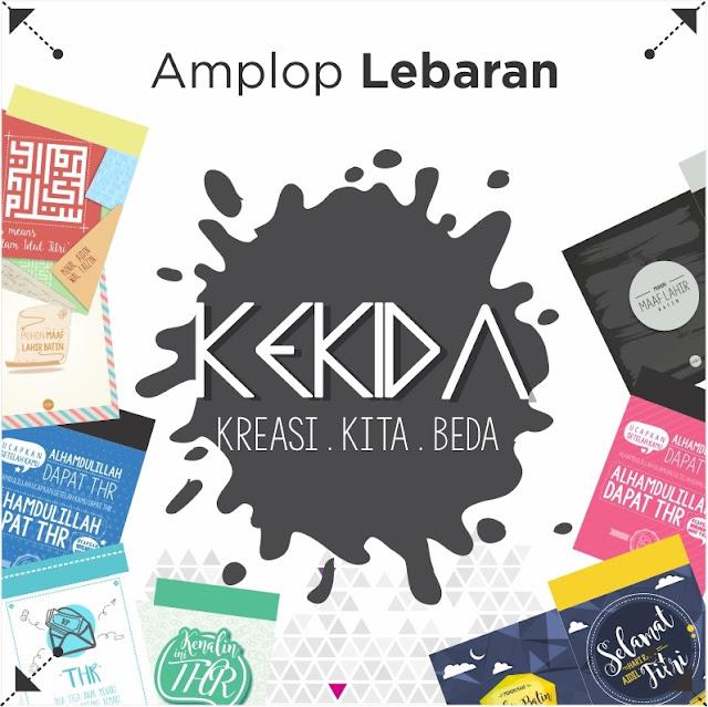 Harga Amplop Lebaran 2017