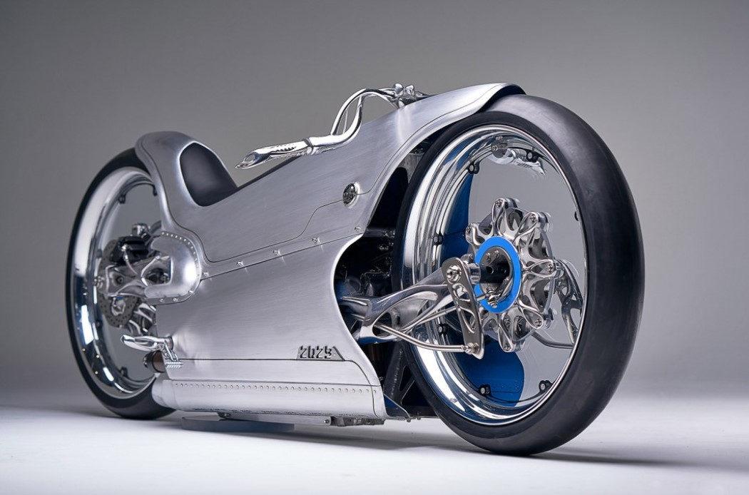 futuristic electric bikes