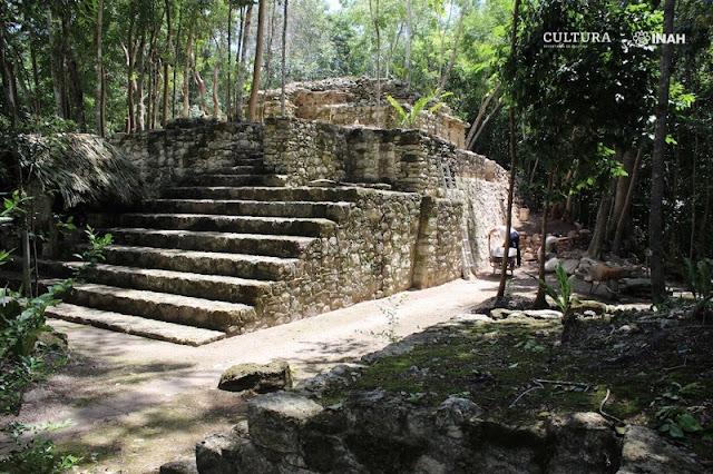 Consideramos a esta estructura 5 como una de las más relevantes. Foto: María José Con Uribe.