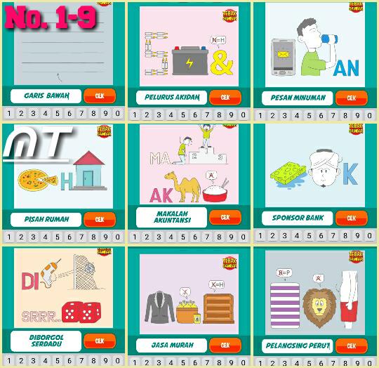 Kunci Jawaban Tebak Gambar Nomor 17 Belajar Cerdas