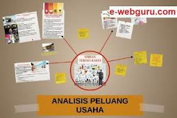 Analisis Peluang Usaha : Pengertian, Tujuan, Metode, & Cara