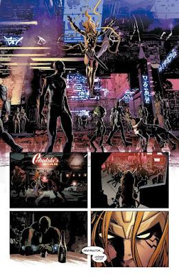 Reseña de Marvel Now! Deluxe. Guardianes de la Galaxia de Brian M. Bendis vol.4 Emperador Quill - Panini Cómics