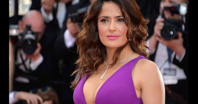 Salma Hayek Photoshoot 2019 Vanity Fair Oscar Party