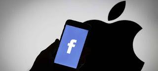 The war between Facebook and Apple