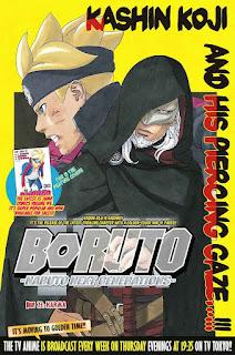 Update! Read Boruto Manga Chapter 23 Full English