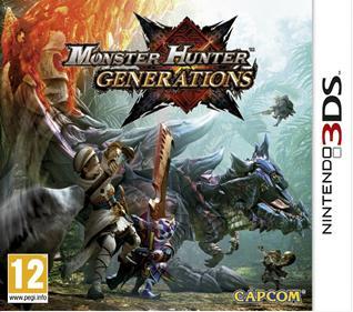 Rom Monster Hunter Generations 3DS