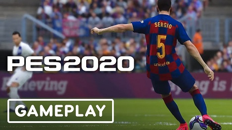 PES 2020: First Gameplay & Features Playthrough