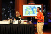 Scrub Daddy most successful Shark Tank product