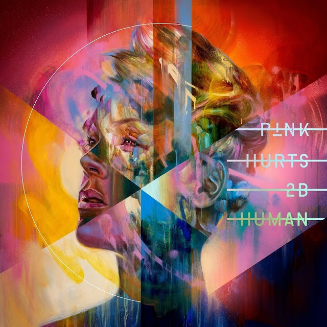 P!nk's 'Hurts 2B Human' Spends 3rd Week At No. 1 In The UK